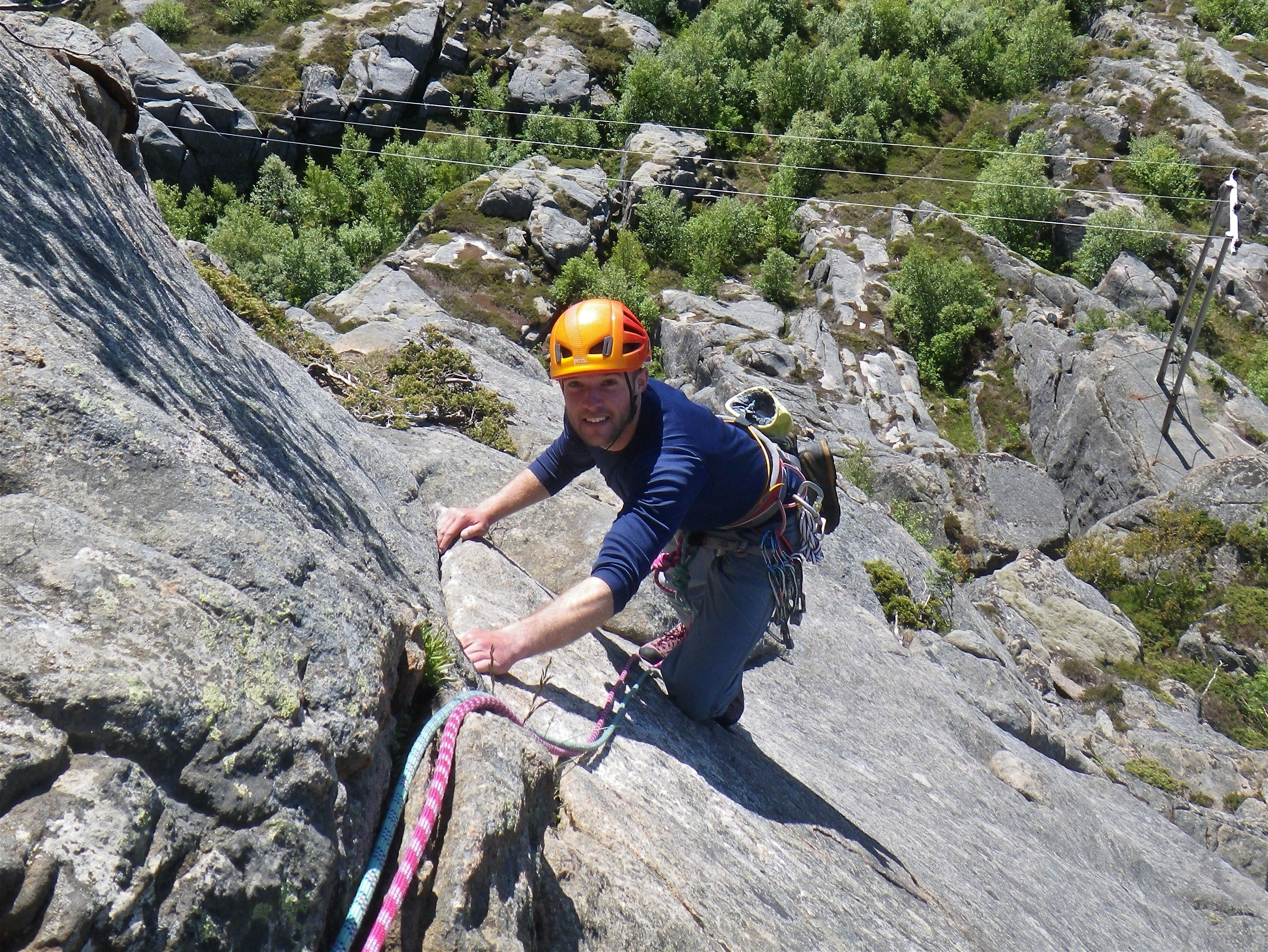 an introduction to rock climbing Intro to rock climbing whistler squamish rockies rock climbing is for all ages  and abilities the first step is to take an intro to rock climbing.