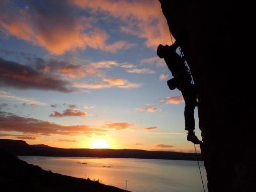 Sport climbing in Ireland