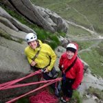 Intro to multi pitch climbing