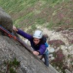 Learn to rock clim in northern ireland
