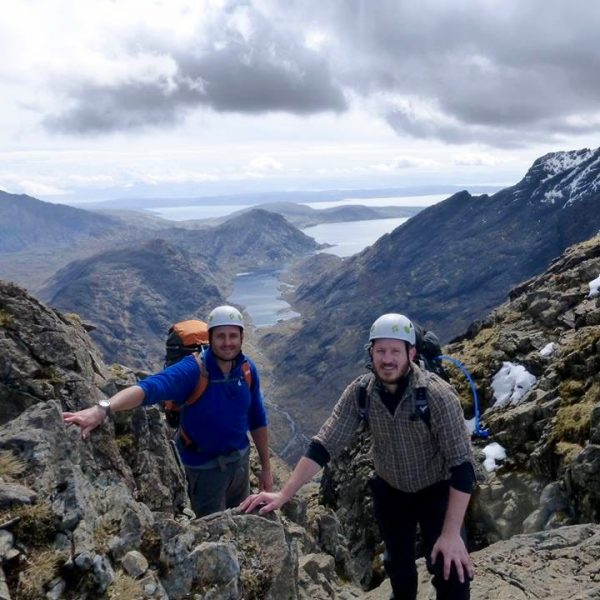 Hillwalking and Mountaineering